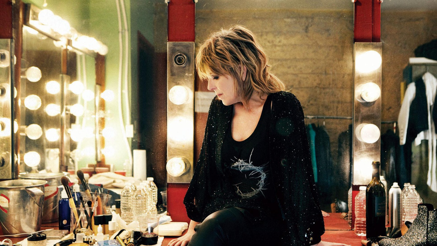 """Three-time Grammy Award-winner Lucinda Williams sat down at her kitchen table to write a series of new songs that are intimate vignettes. These captured moments contemplate an array of weighty matters revealed in a conversational style. Today's Top Tune is a snapshot of a moment when she learns of the passing of an old friend on """"Copenhagen,"""" from her CD, Blessed."""