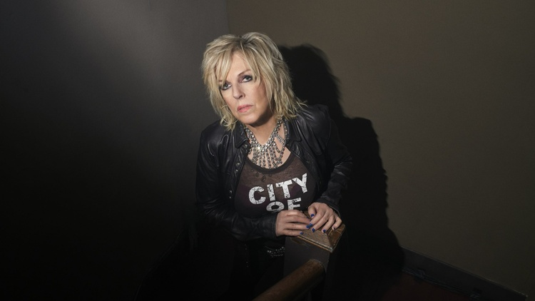 "Lucinda Williams: ""You Can't Rule Me"""