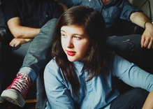 Lucy Dacus: Green Eyes, Red Face