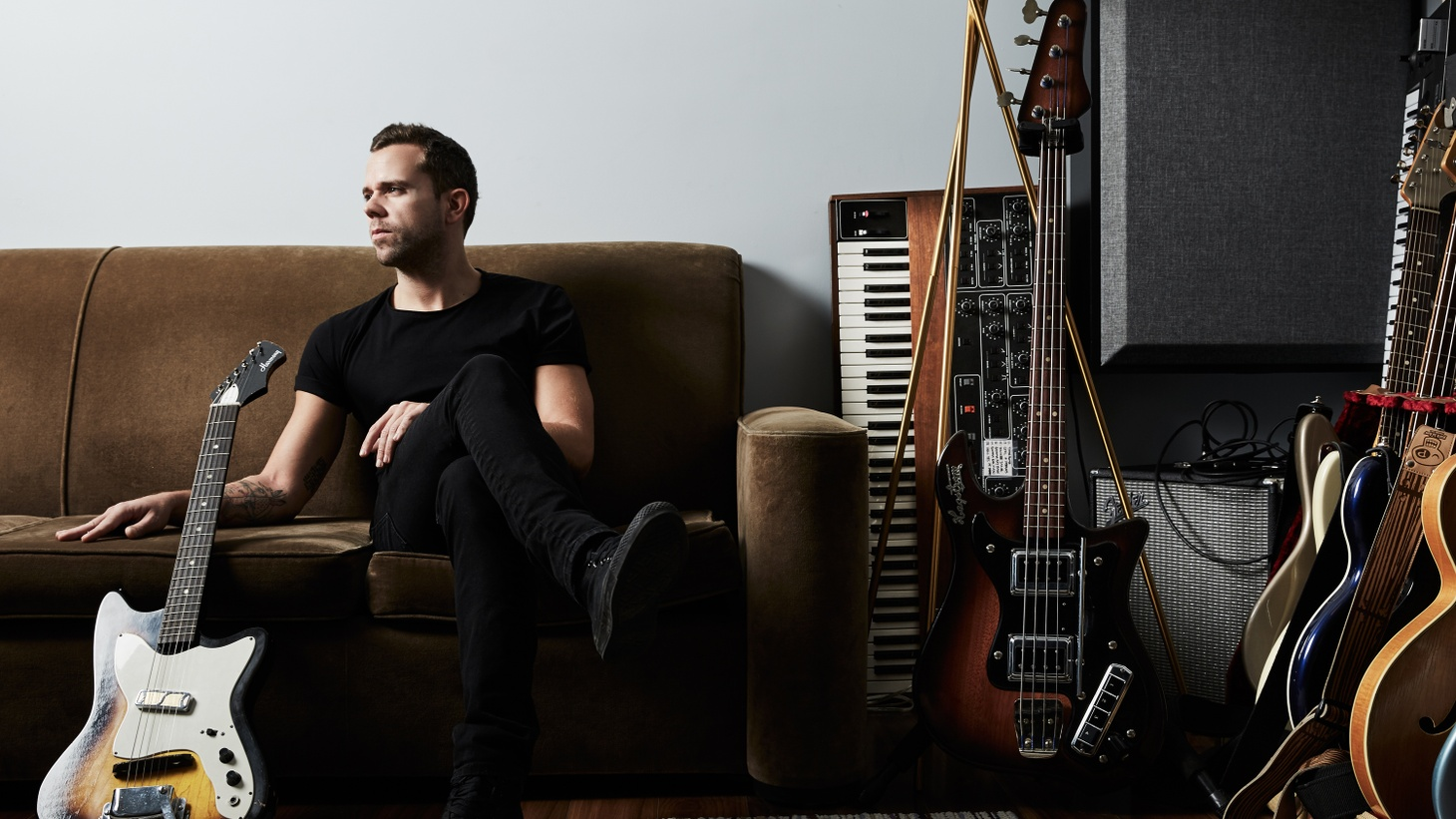 After a couple of years of hardcore touring, Anthony Gonzalez, aka M83, is ready to unleash his new album unto the world.