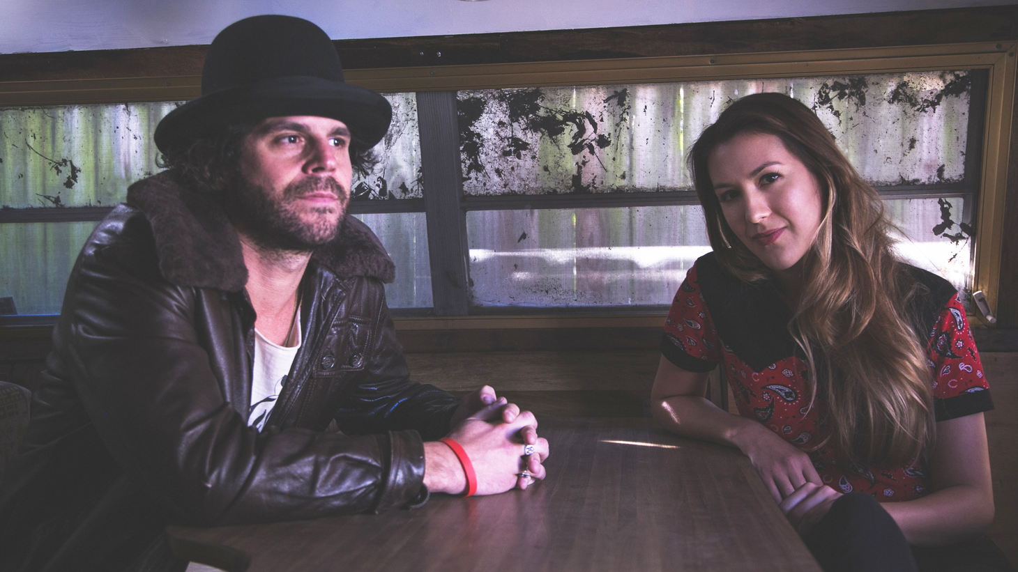 "LA dwellers Mara Connor and Langhorne Slim each take their stances on a lovelorn duet. As Mara grapples with her heartbreak, Langhorne hopes she can find a way to mend on ""Someone New."""