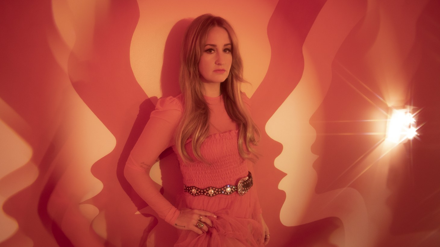 "Grammy-nominated singer-songwriter Margo Price recorded her new album in Los Angeles and she enlisted fellow music adventurer Sturgill Simpson as producer. Sturgill's psych-country touch is felt on the jam ""Letting Me Down."""