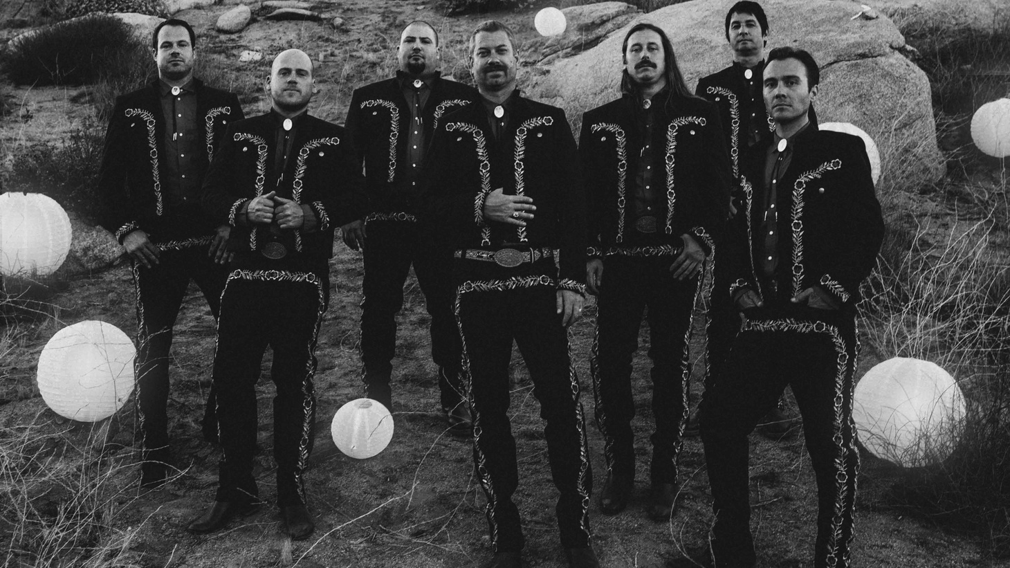 """L.A. pride runs deep with Mariachi El Bronx, who are set to release a new album on November 4. Today's Top Tune has a voodoo spell and it's the first song they wrote for the forthcoming record. It's called """"New Beat""""."""