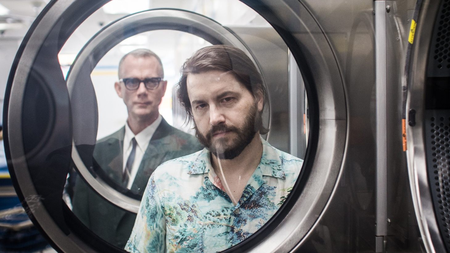 Some of us may be feeling like we've been through the ringer today but thank goodness Matmos make the most of it with a whole album made out of the sounds generated by a Whirlpool Ultimate Care II model washing machine.