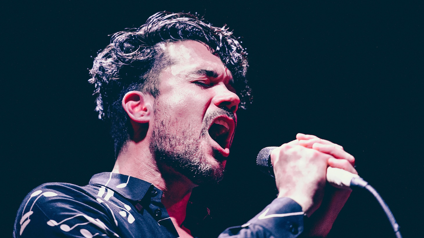 """This shape-shifting DJ and dance-music producer can straddle multiple worlds, yet belongs to none. After six long years and plenty of tinkering, Matthew Dear is back with a shadowy sound on """"Bunny's Dream."""""""
