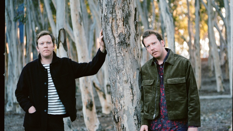 Download the latest from psych-surf jazz twins, the Mattson 2