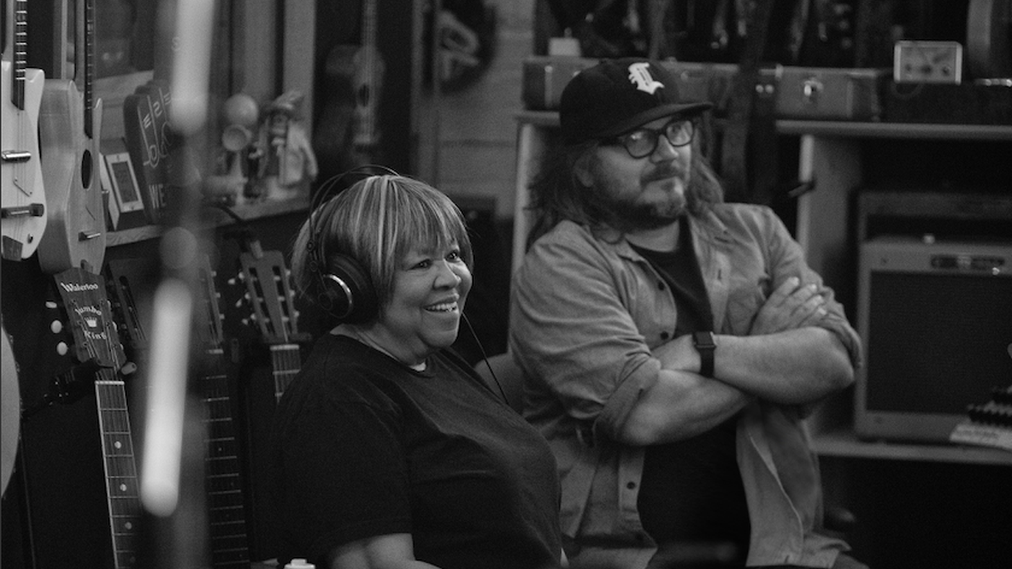 "Legendary singer Mavis Staples is someone we've all been able to turn to in times of trouble, and she doesn't fail us now! ""All In It Together"" is a new anthem to cling to featuring and produced by Wilco's Jeff Tweedy."