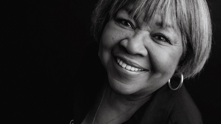July 10th marks legendary singer and activist Mavis Staple's 80th birthday. To celebrate, she's released a new album that's written and produced by Ben Harper.