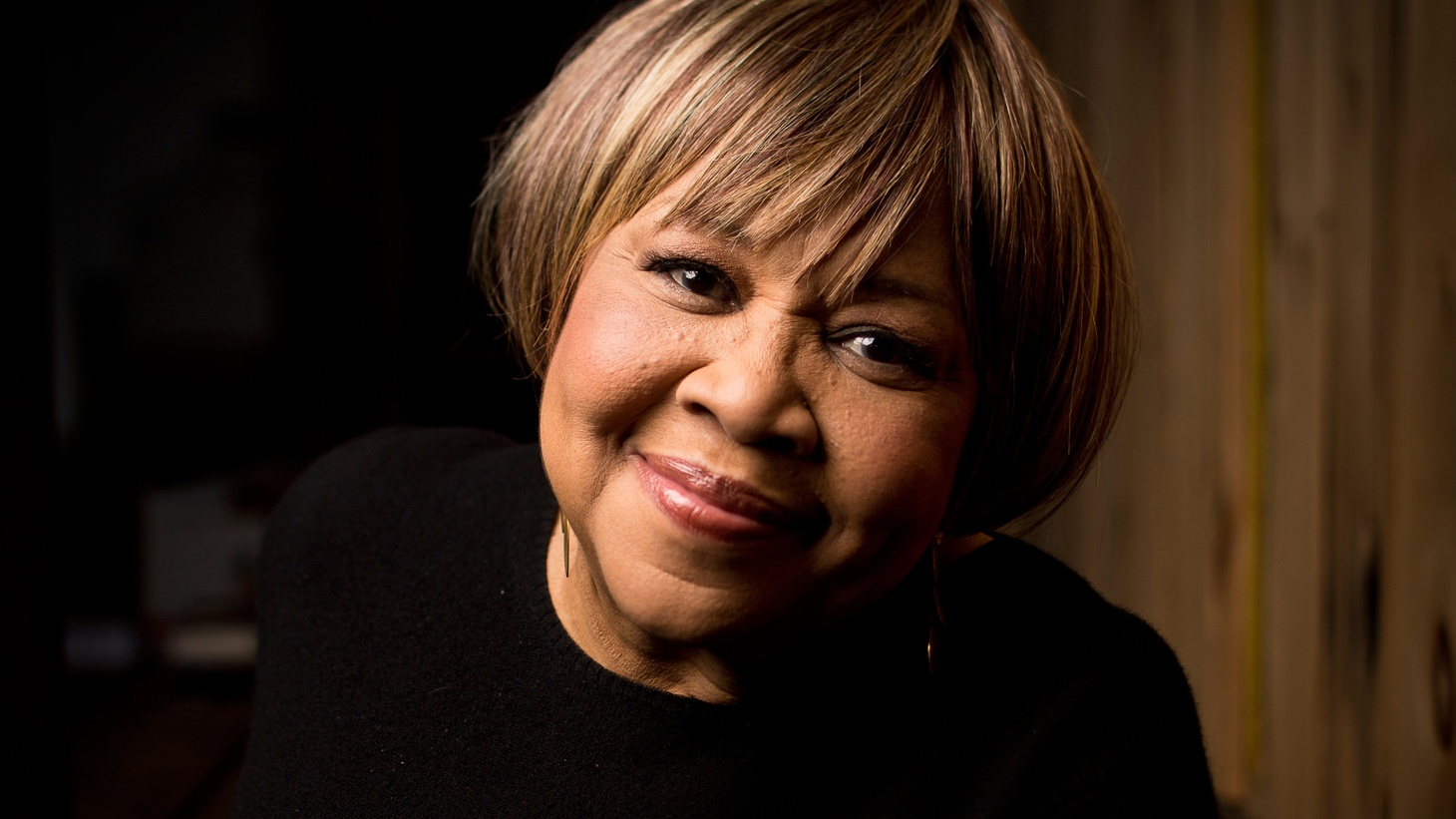 In her 70's, Mavis Staples shows no sign of slowing down after her recent stint at Coachella. And by the sound of it a dozen artists were summoned to write songs for her.