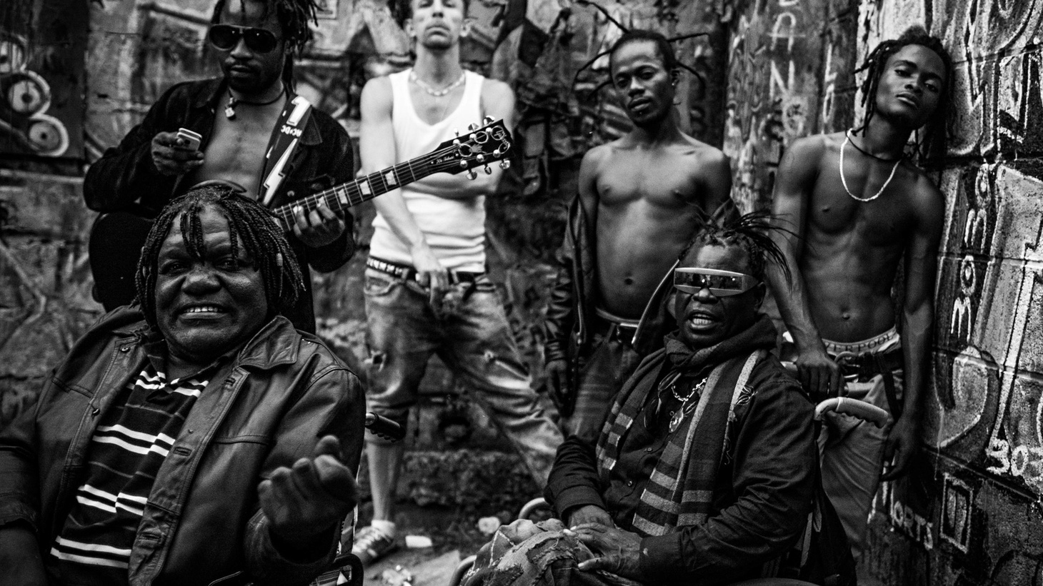 An album that our own Garth Trinidad has been championing on-air, Mbongwana Star's new record features a Congolese seven-piece band that marries traditional African rhythms with post-punk.