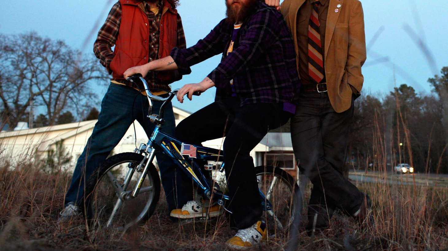 """The last couple of years have been busy for Megafaun, as the North Carolina trio tour the world sharing their music. A little downtime only spurred their creative juices, allowing them to release a mini-LP that lives somewhere between canyon rock and jangly pop. Today's Top Tune is the title track from """"Heretofore."""""""
