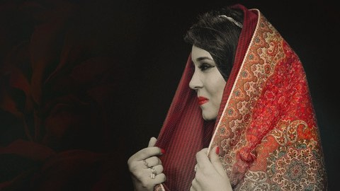 """A Tunisian-Canadian singer, Meriem Ben Amor takes on """"La Rosa Enflorece,"""" a Sephardic ode to romance that dates back to the late 15th century. This age-old folk song benefits from a touch of electronics."""