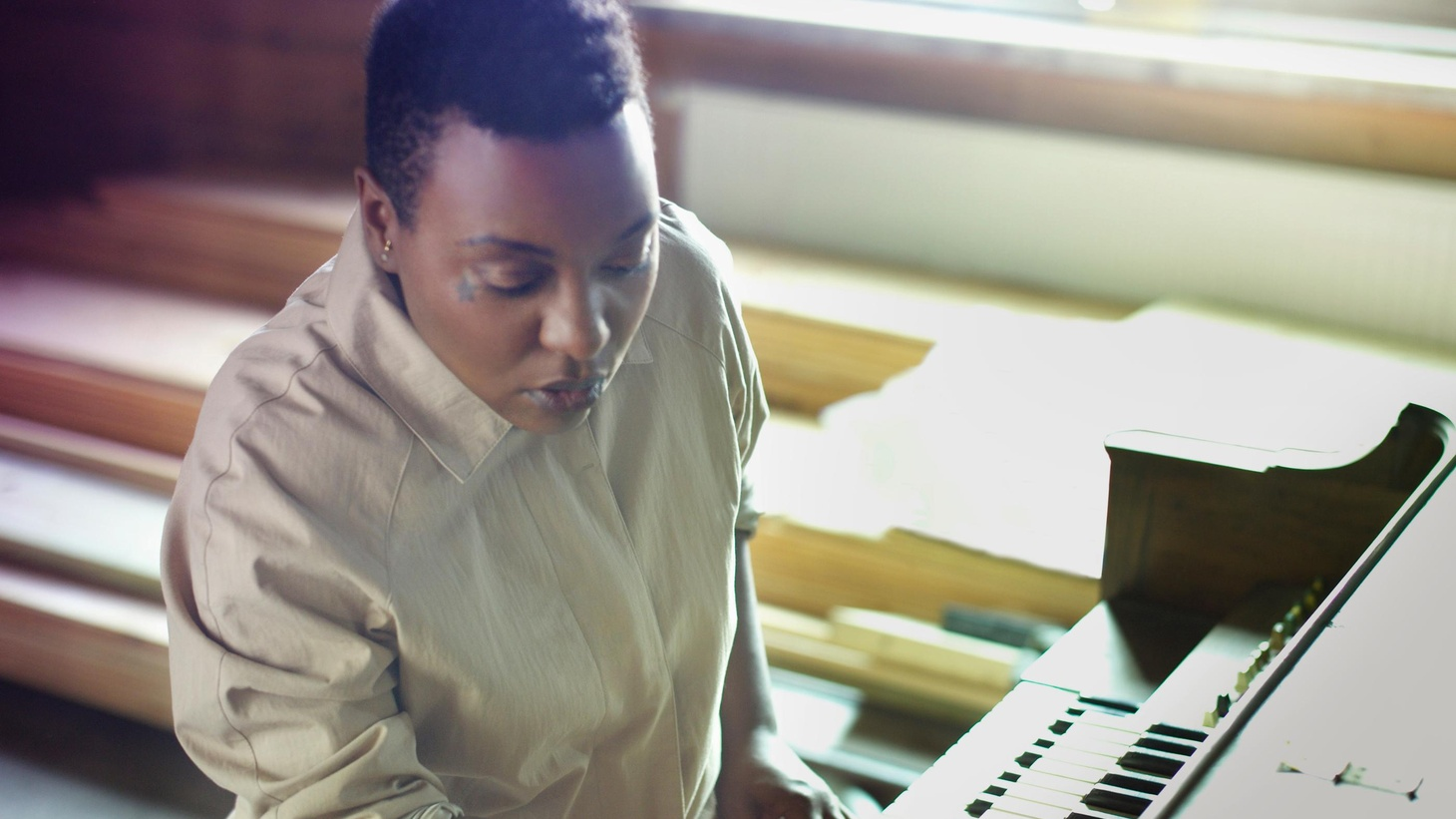 Bassist extraordinaire Meshell Ndegeocello dedicates her tenth studio album to Nina Simone, a pioneering spirit in music and the civil rights movement.