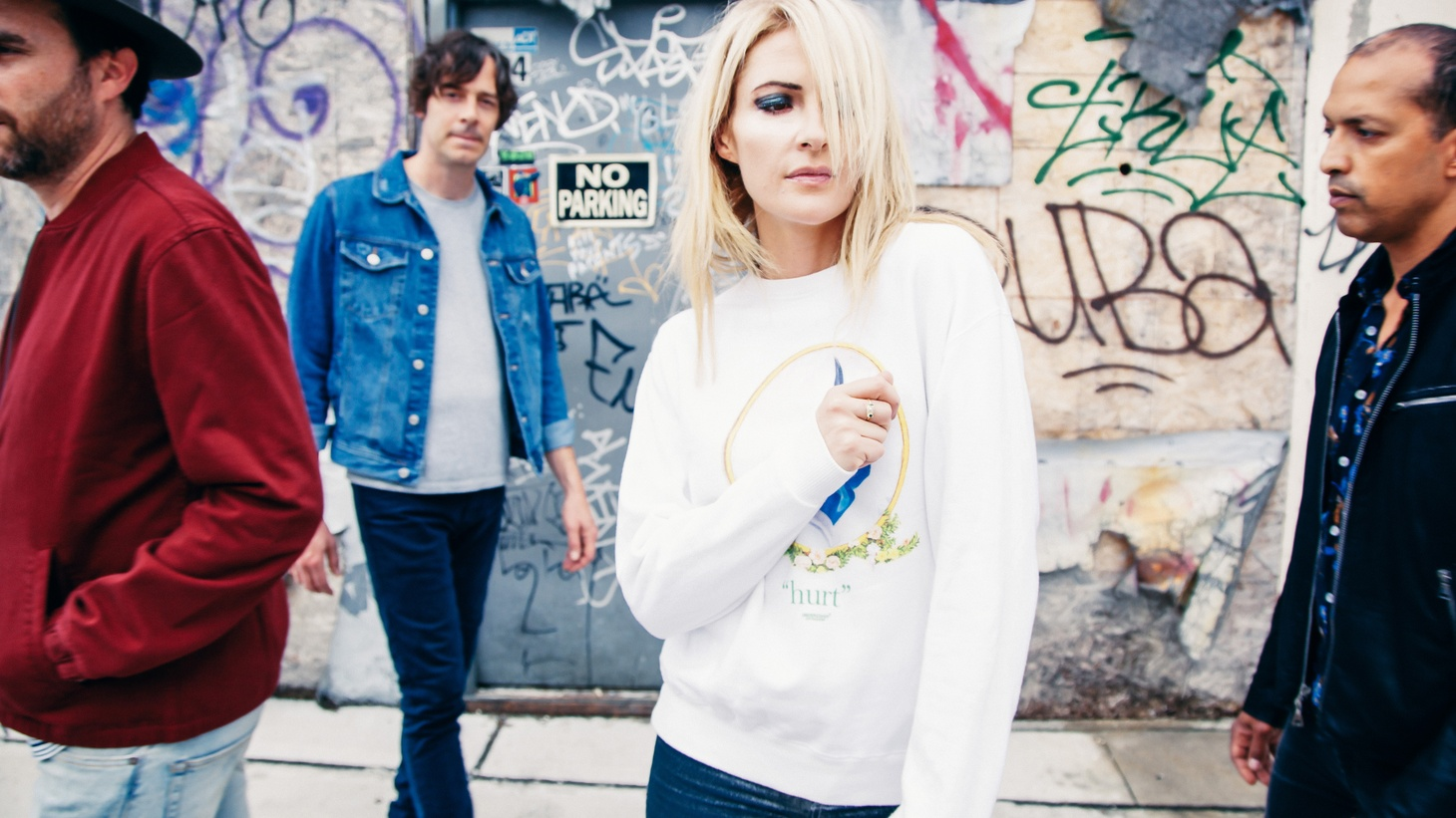 """When asked about Metric's song """"Now or Never Now"""" Emily Haines says: """"When you're suddenly confronted with the fact that you're rapidly running out of time to take action in your life, it isn't always pretty."""