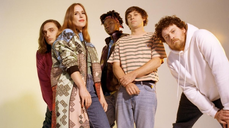 Five-piece English group Metronomy have been steadily rising   on     KCRW Music Charts with their recent release.