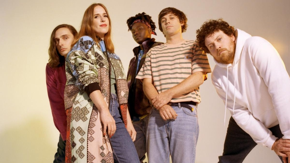 "Five-piece English group Metronomy have been steadily rising   on     KCRW Music Charts with their recent release. ""Wedding Bells"" conjures the feel of a classic John Hughes film through the band's signature sparkling indie lens."