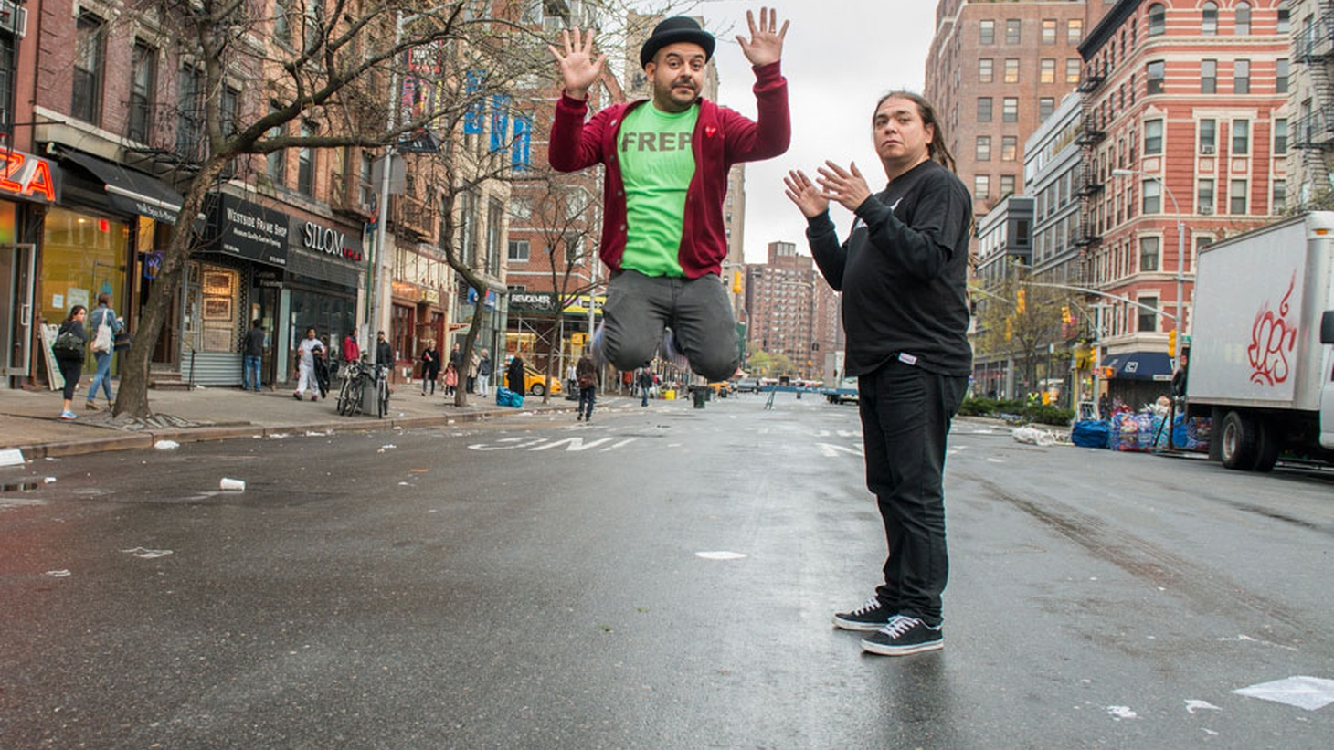 Mexican DJs and producers Mexican Institute of Sound + Toy Selectah bridge the gap between music and friendship with a project called Compass.