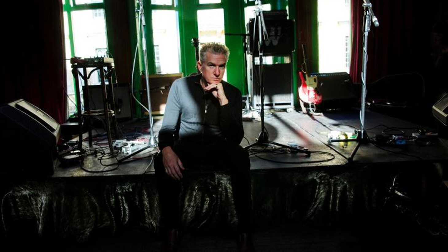 """Mick Harvey produced PJ Harvey's award-winning album """"Let England Shake"""" and she returns the favor by providing backing vocals on Today's Top Tune, """"Glorious."""""""