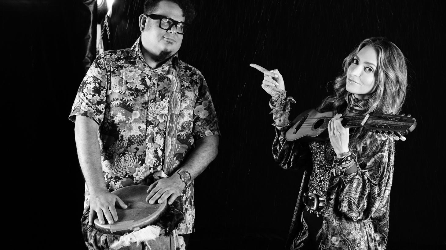 "Ecuadorian singer-songwriter Mirella Cesa is best known as the ""mother of Andipop"" and here, she partners up with Venezuelan DJ Mr. Pauer for ""Respira."""