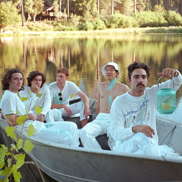 "LA based indie pop boy band mmmonika are extra lovable for showcasing their vulnerable side as they express hard emotions via ""Swamp Time!."""