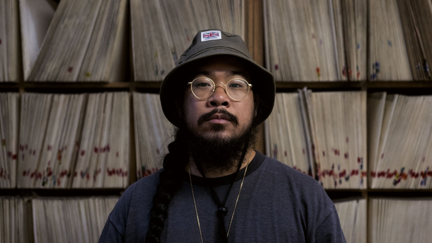 """For Today's Top Tune, MNDSGN gravitated toward early 90's R&B for a little """"Cosmic Perspective."""""""