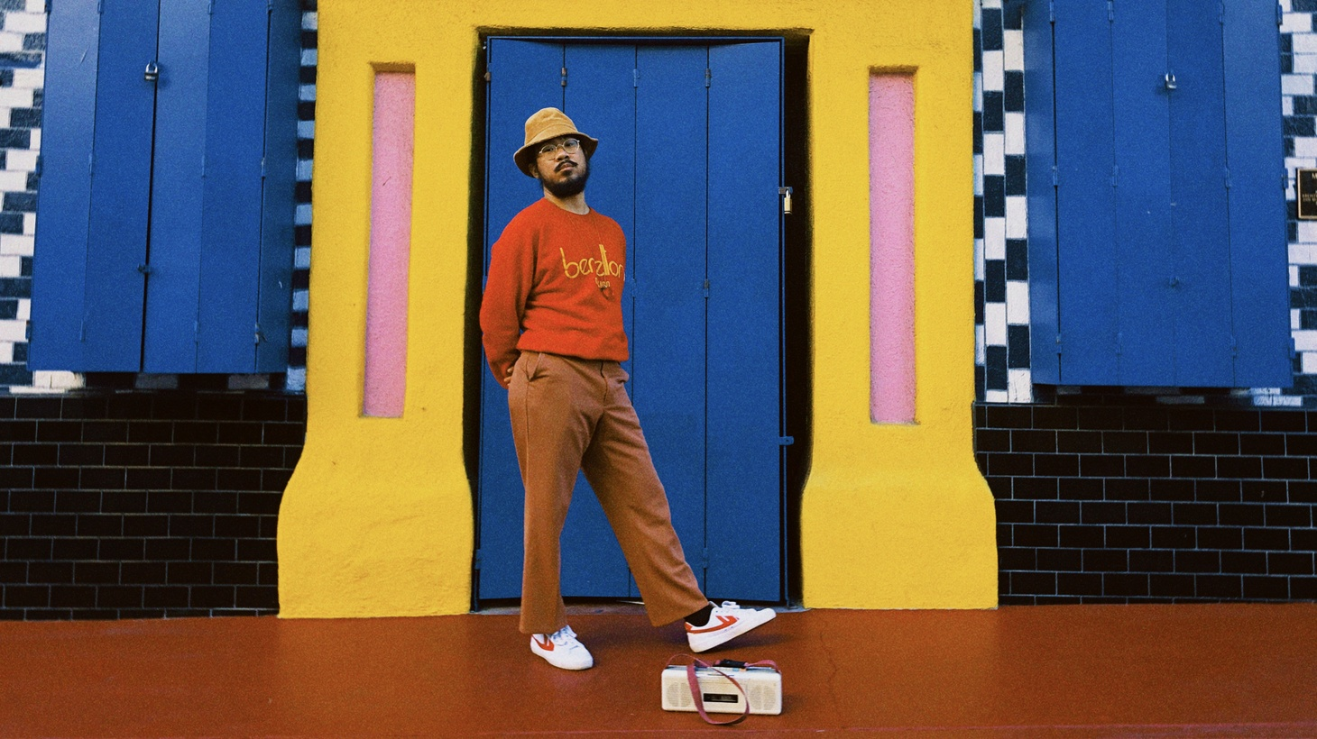 """This year, LA record label Stones Throw celebrates 25 years of uplifting homegrown artists like Anderson .Paak, Mayer Hawthorne, and Dam-Funk, but today we'll spotlight the evolution of the artist and producer Mndsgn (pronounced """"mind design""""), and…"""