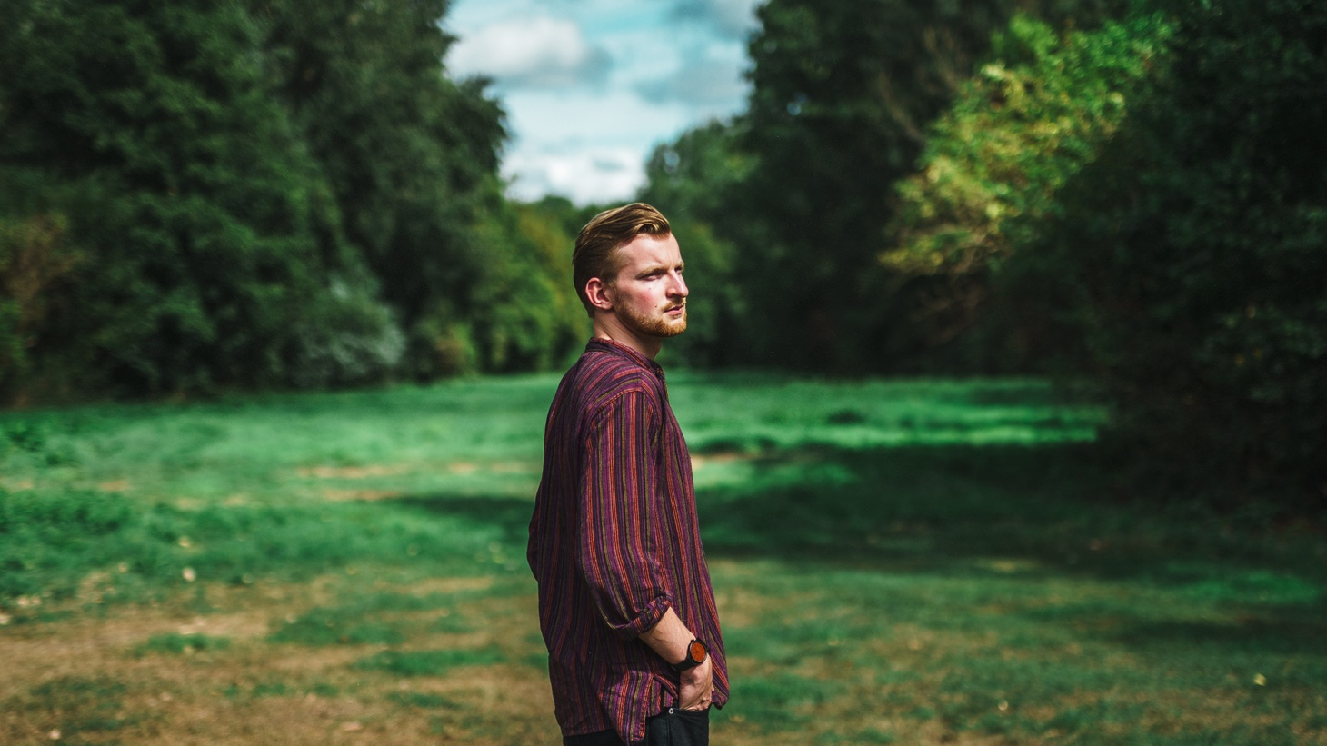 """Dutch beatmaker Moods steps out of his comfort zone on """"Awake in the Dark."""" This soulful soother features James Chatburn on vocals."""