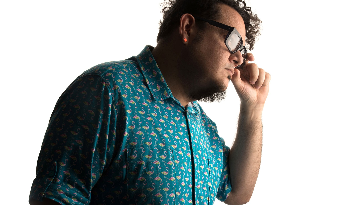 Venezuelan artist and producer Mr. Pauer is celebrated for his signature Electrópico sound, a mix of electronic and Tropical sound.
