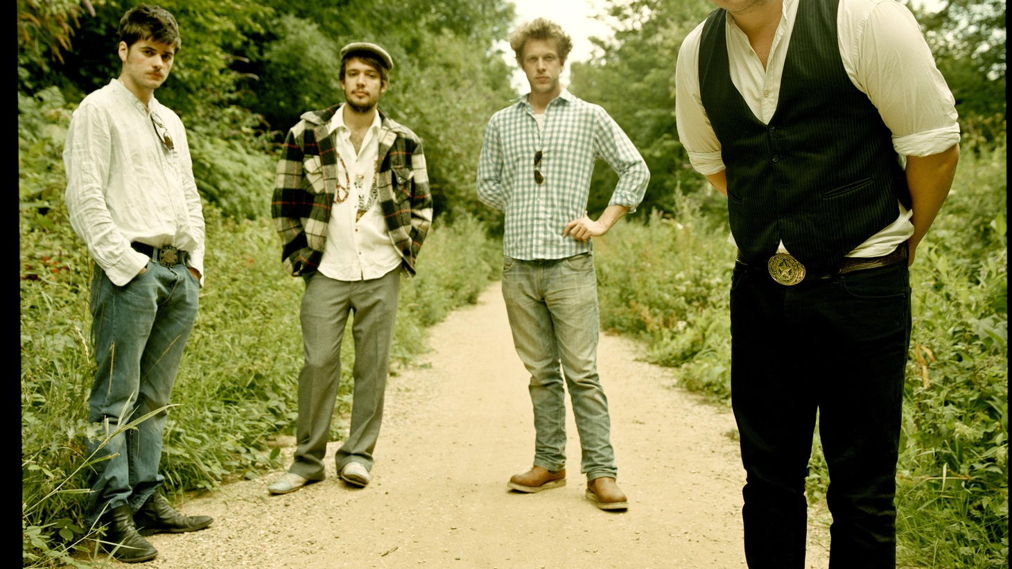"""London-based quartet Mumford & Sons bonded over their love of roots music. They honed their skills with frequent performances in the underground folk scene and put out a couple of well-received EPs before their full length debut, Sigh No More was released late last year. Today's Top Tune is """"The Cave."""""""