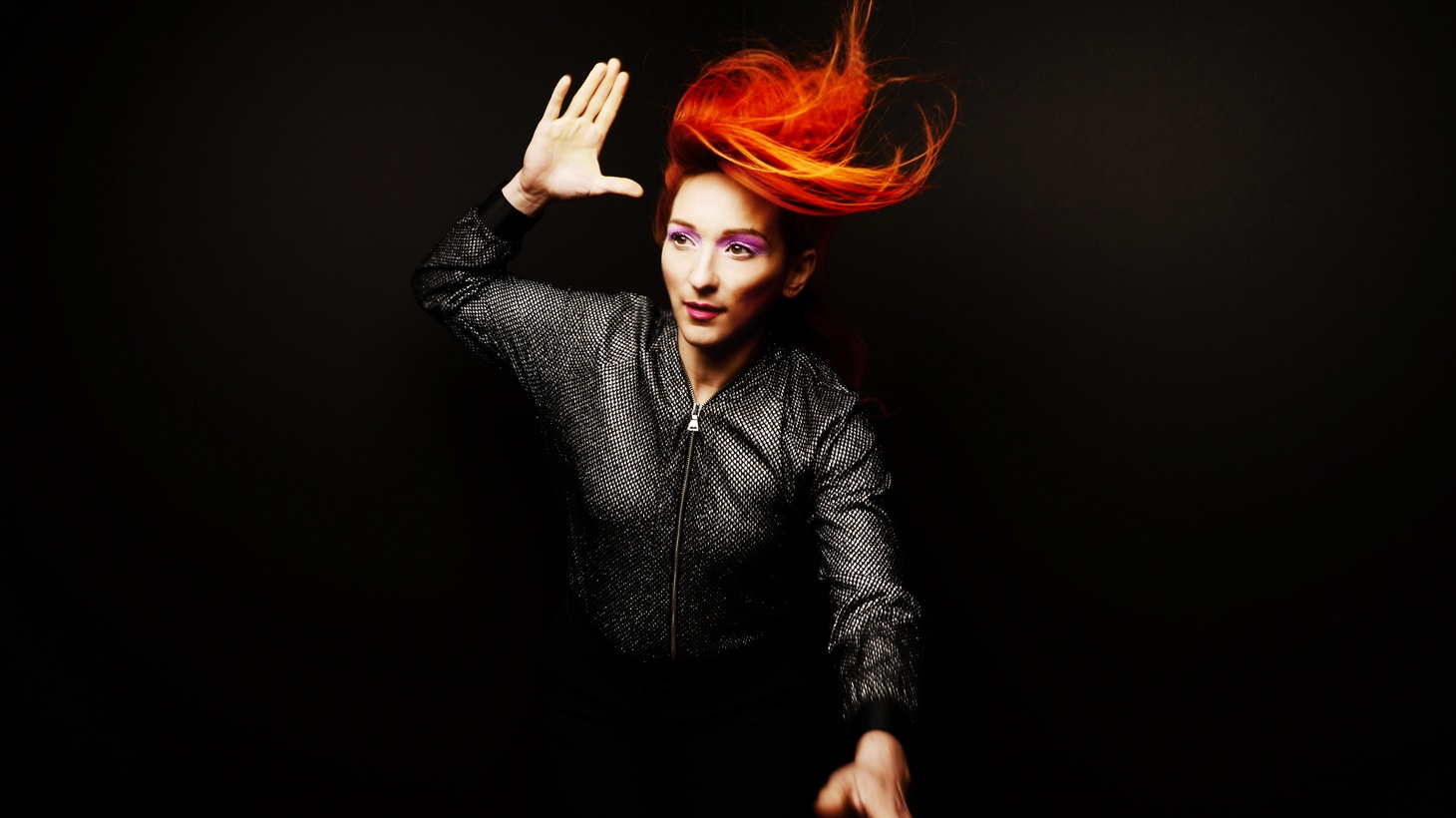 """Shara Nova aka My Brightest Diamond is a dexterous artist who can front a rock band, perform in a baroque opera, and lead a marching band processional. As we await a new album (dropping this summer), we pop the cork on """"Champagne."""""""