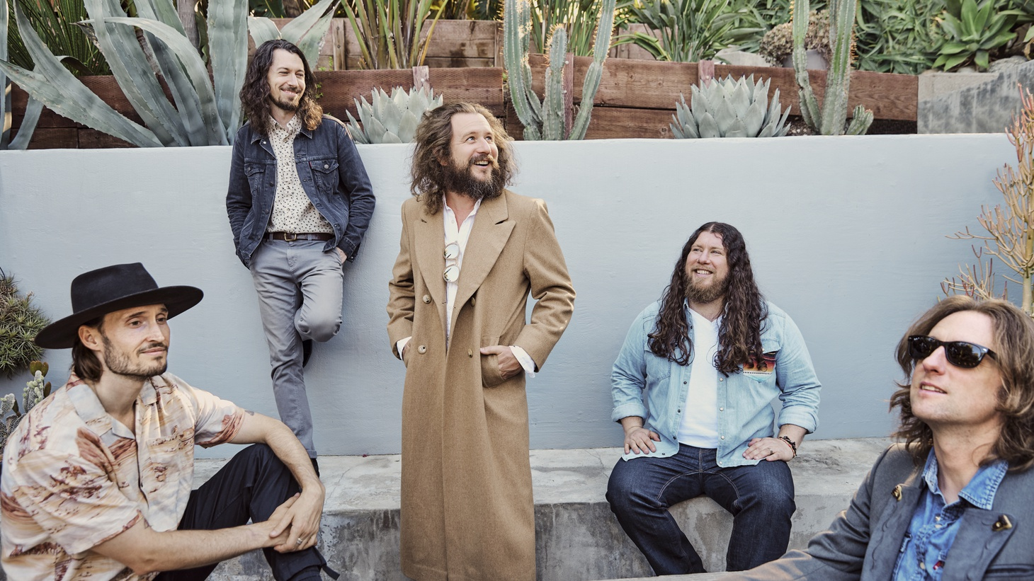 Looking for love? Well, My Morning Jacket is about to issue their ninth full length album later this month.