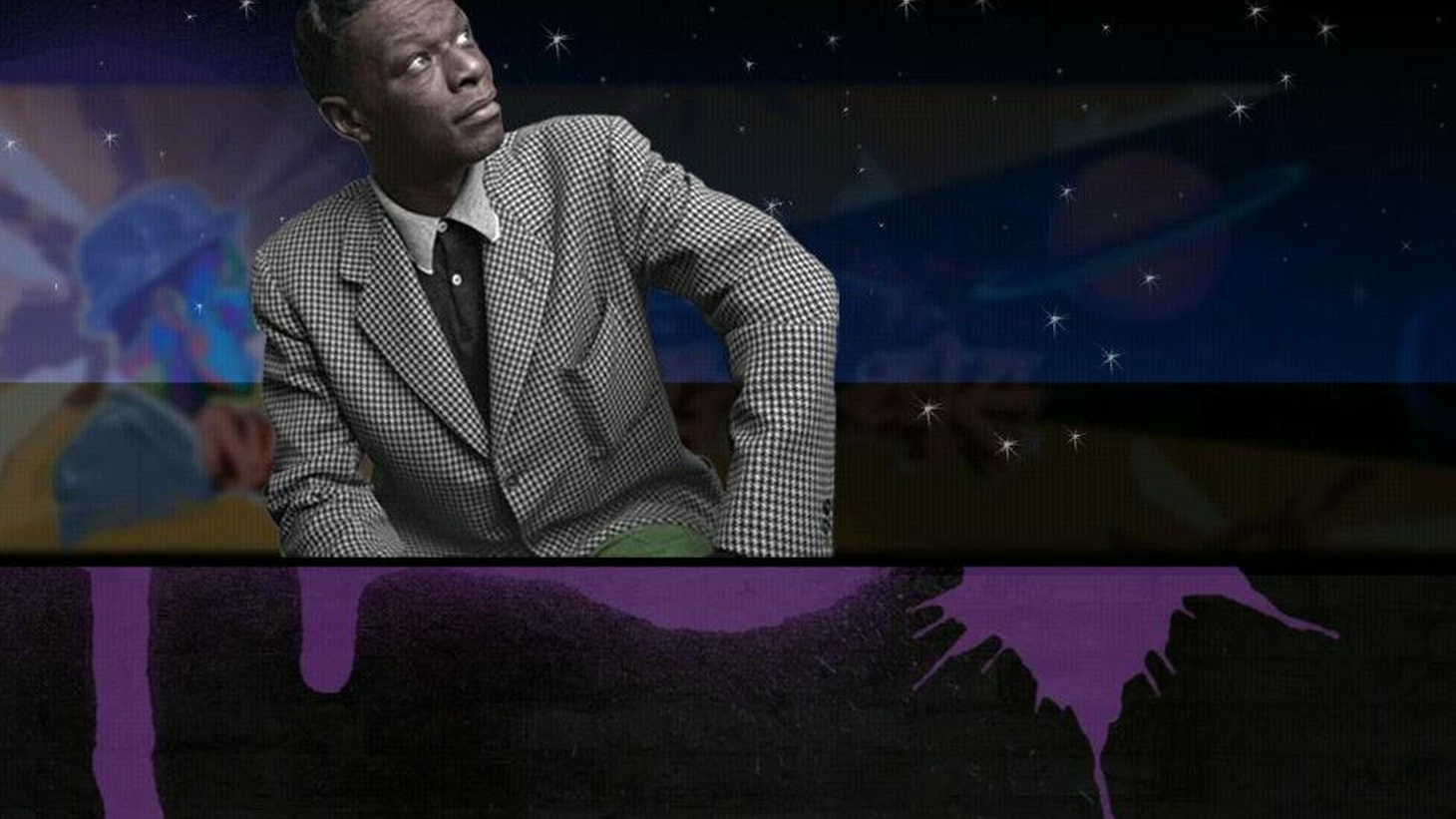 ...from Re: Generations.   Nat King Cole's voice has been an important part of our musical lives. A week shy of what would have been Cole's 90th birthday, we're treated to a fantastic array of remixes from 13 innovative producers.