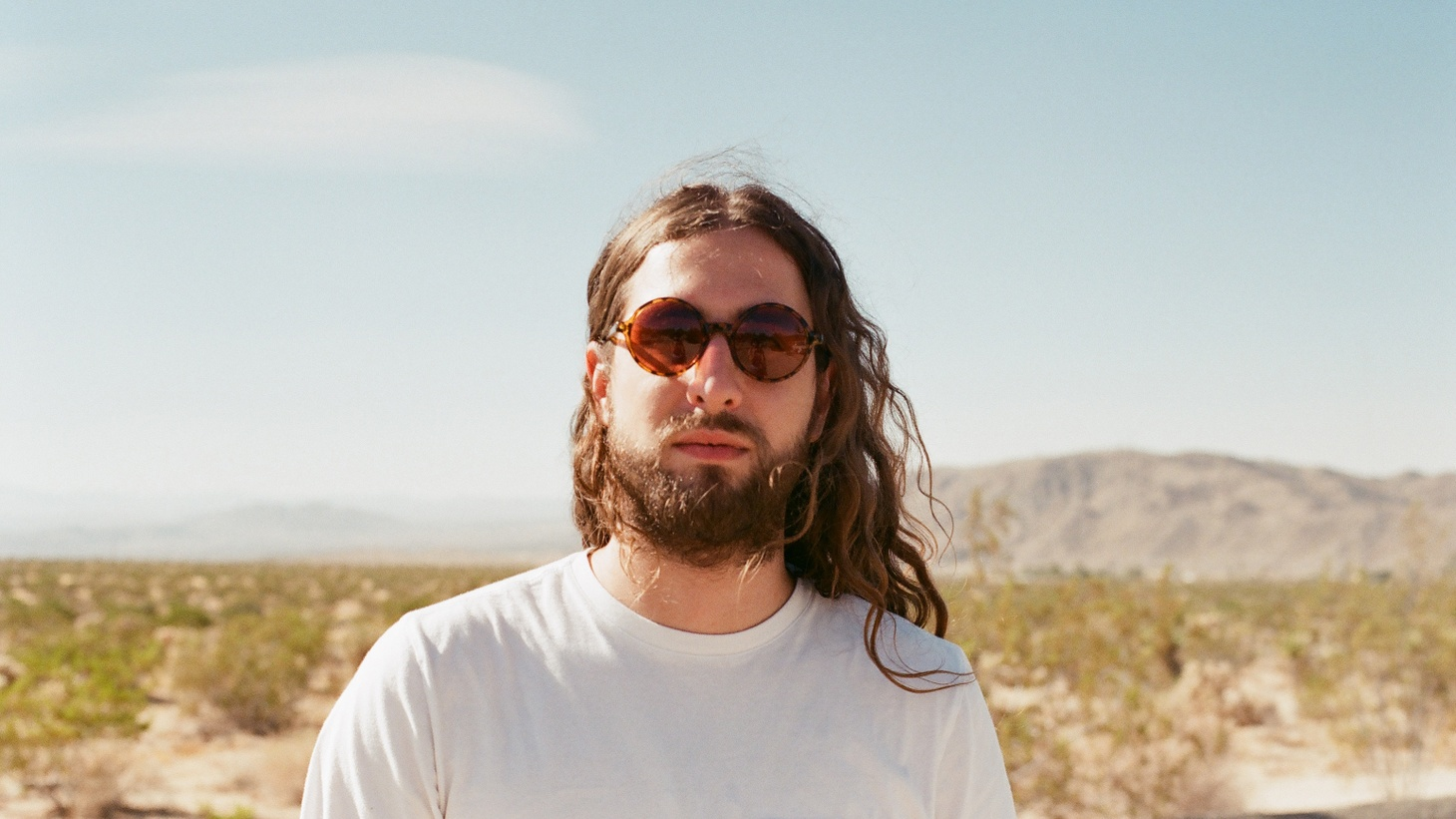 """Multi-instrumentalist Nate Mercereau created an album's worth of songs around finding joy! Explore the experimental sounds found in """"This Simulation Is A Good One."""""""