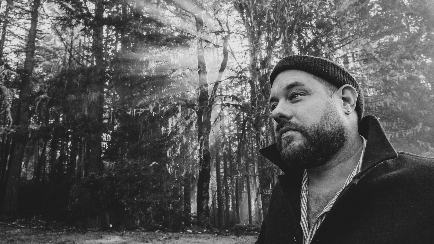 Nathaniel Rateliff's solo album took shape after the passing of his friend and producer Richard Swift.