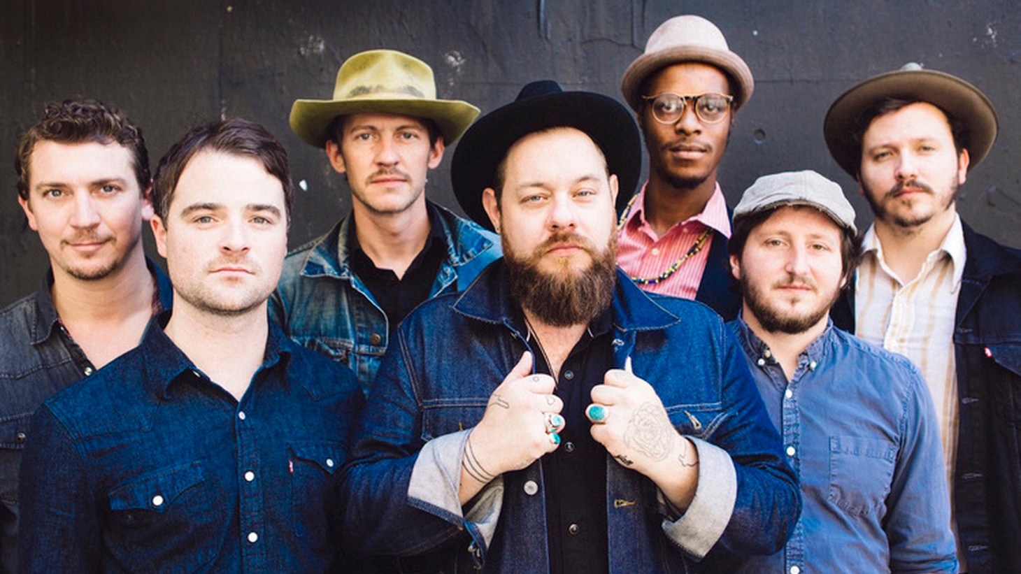 It's no surprise to see Nathaniel Rateliff's new album released on the legendary Stax label. The Denver-based bluesmith has a lighthearted approach to darker subjects and chose Richard Swift as producer.