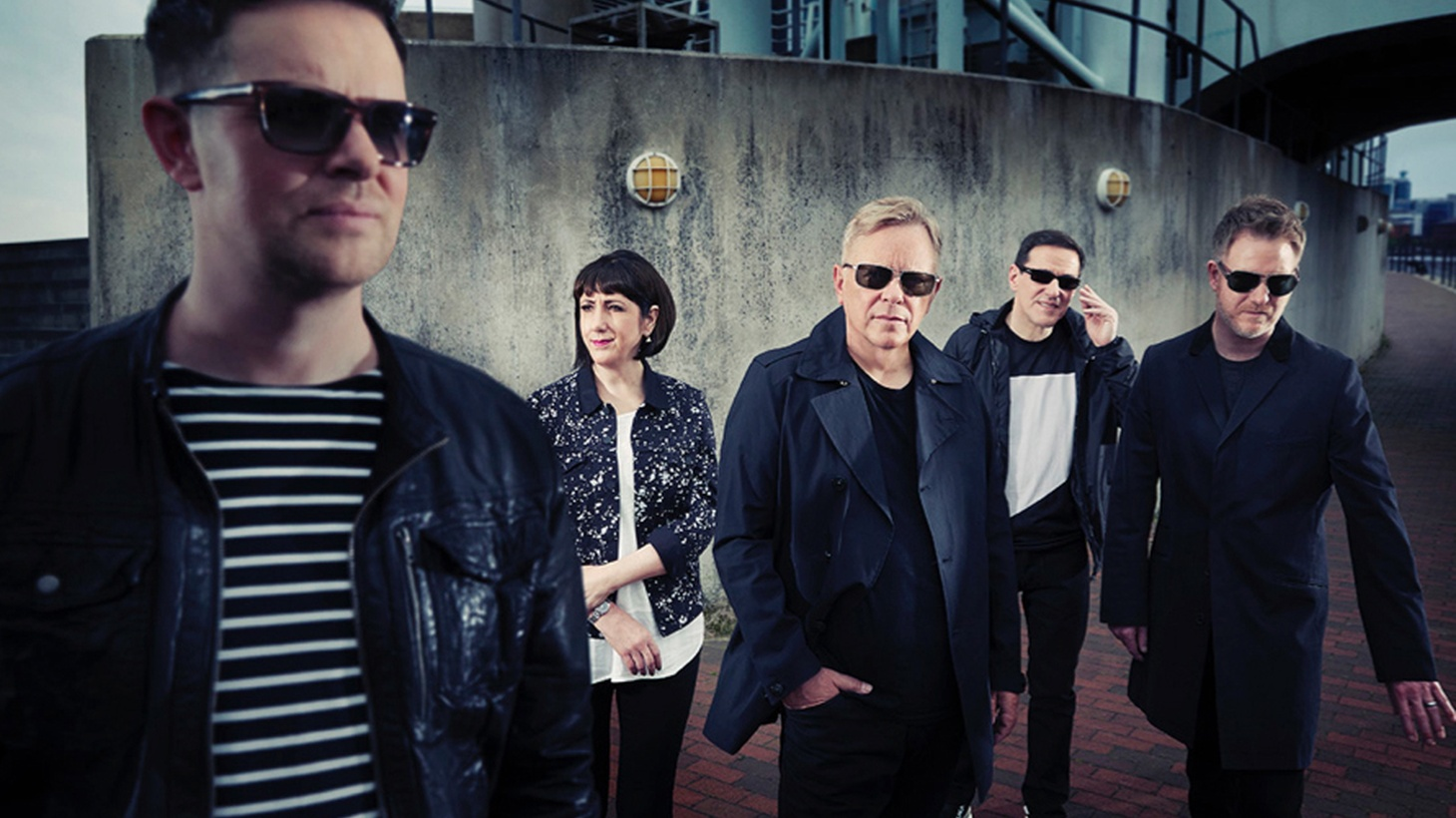 After 10 years, New Order are set to release a new album in early fall.
