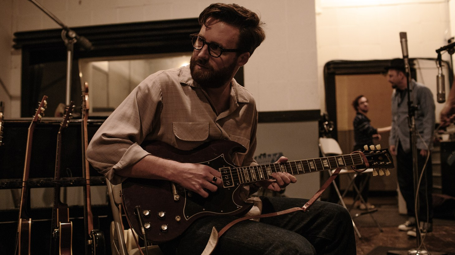 """A producer and player, Nick Waterhouse's fourth album is self-titled, hinting at a time of self-reflection through a batch of muscular songs. """"Songs For Winners"""" is full of passion."""