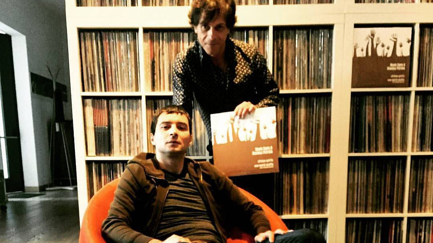 Both Nicola Conte and Gianluca Petrella are producers and talented musicians who have been friends for a long time.