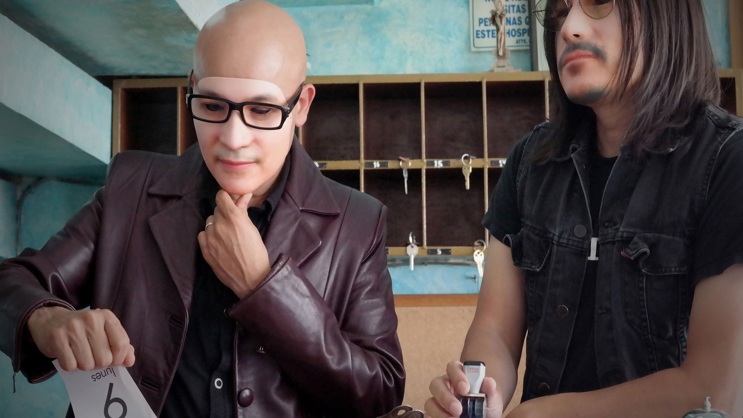 Tijuana's electronic music pioneers Bostich + Fussible were just announced on the lineup for this year's Coachella festival.