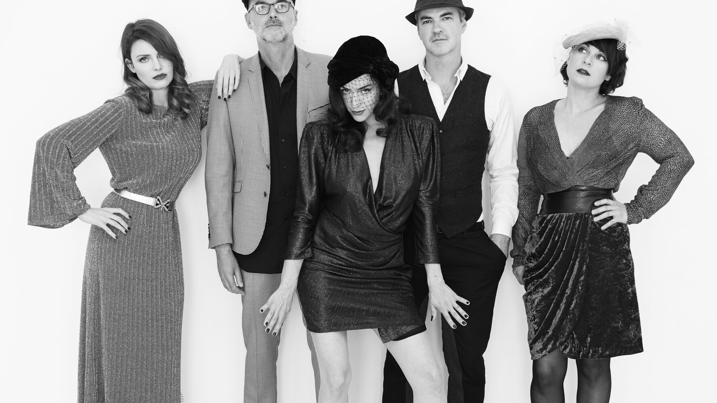 Best known as a French cover band, Nouvelle Vague plant its signature bossa nova sound onto classic punk and new wave hits.