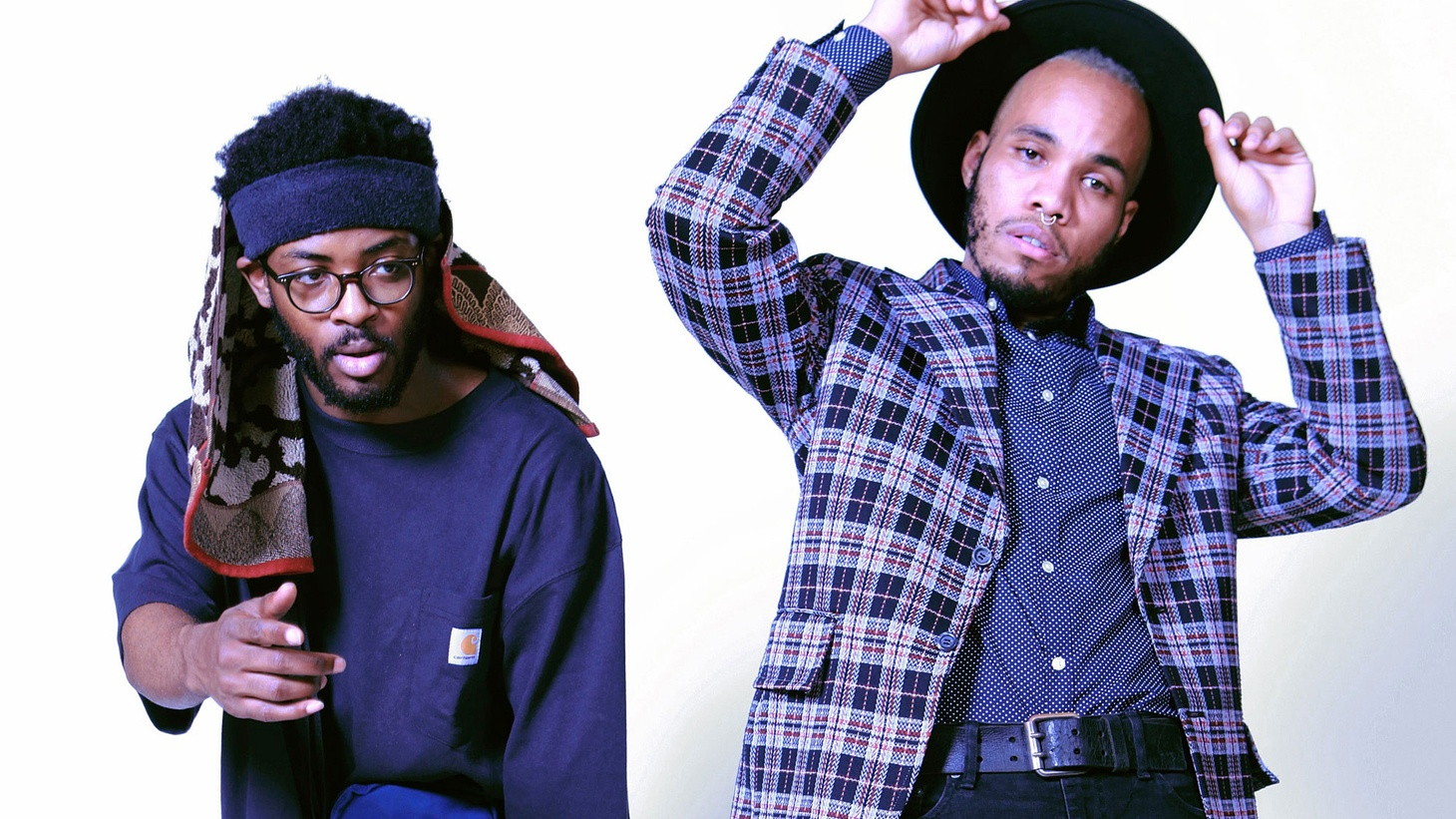 Soulful vocalist Anderson .Paak and producer Knxwledge team up as the acclaimed duo NxWorries.