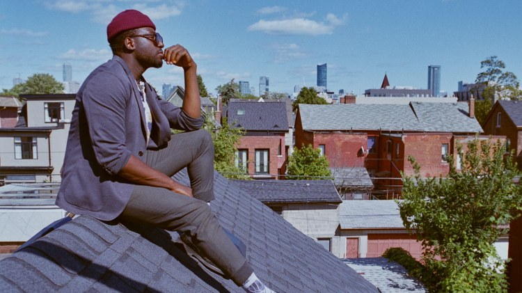 Raconteur Odario, who is known for his work with Canadian hip-hop soul outfit Grand Analog, steps out to tell his own story.