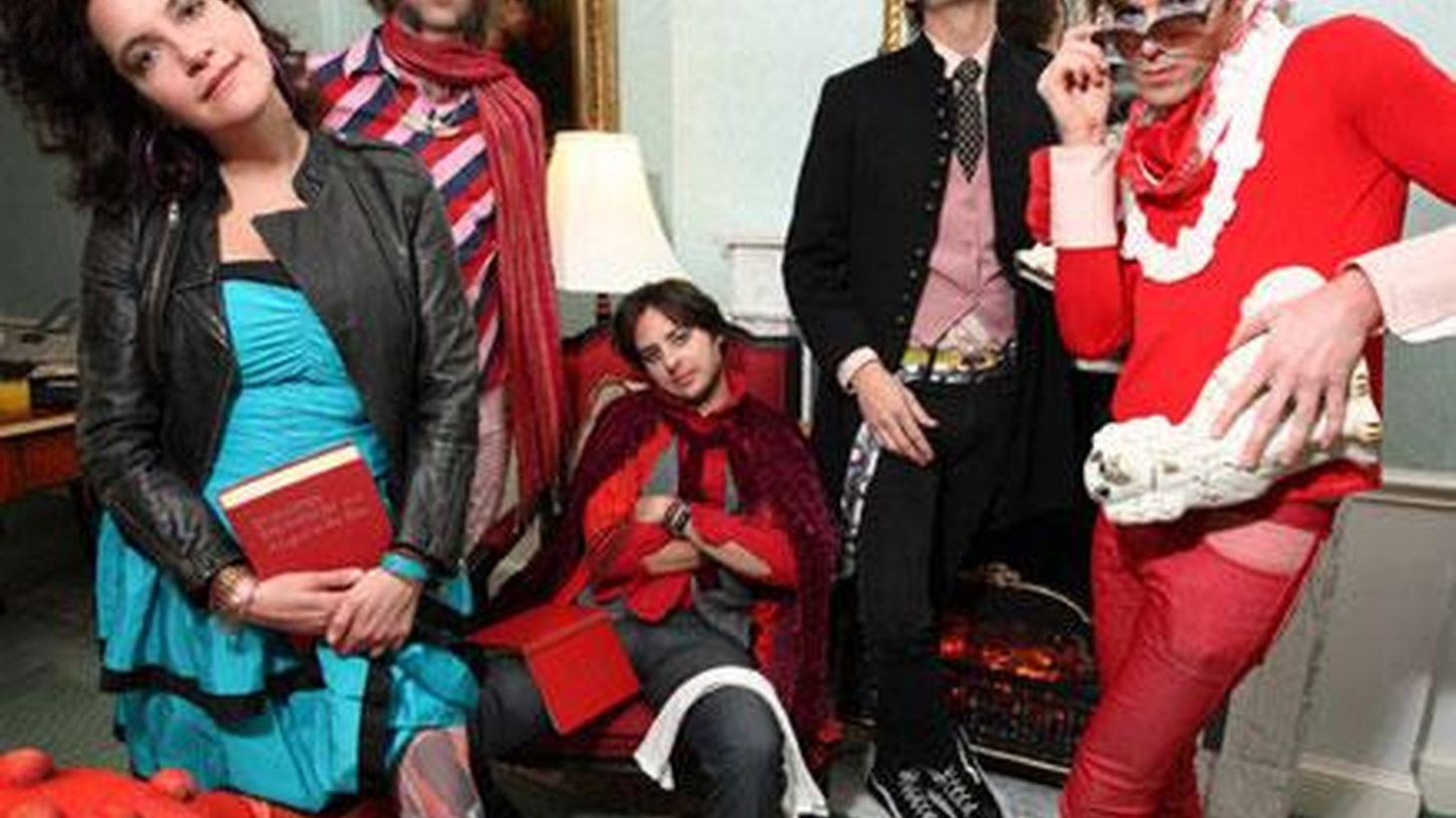 """Of Montreal team up with revered producer Jon Brion, whose whimsical nature encouraged the playful and theatrical songs on their new release. Their tenth album, False Priest, finds the band at the top of their game as we'll hear on Today's Top Tune """"Coquet Coquette."""""""