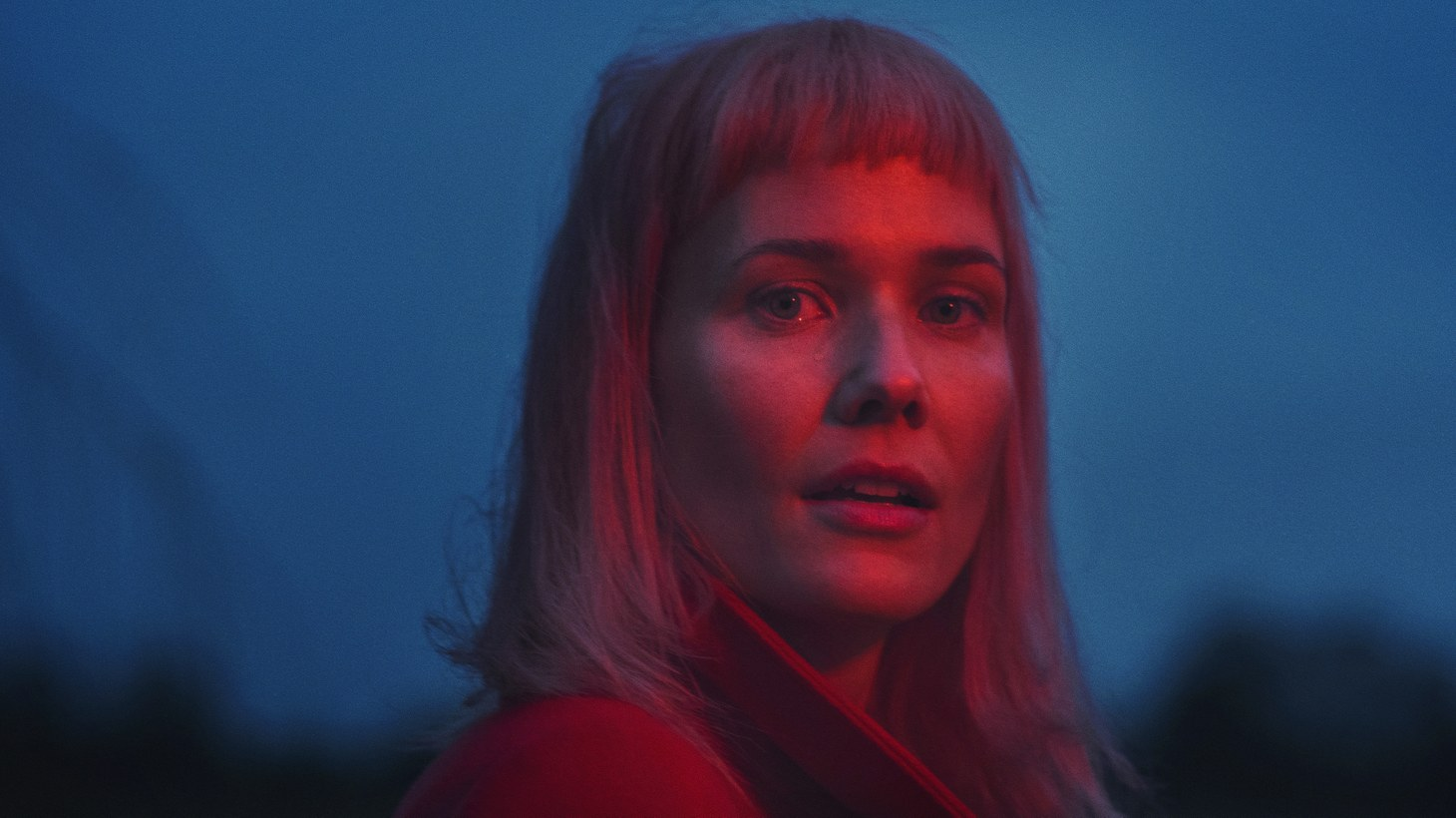 """Danish fashion model, singer/songwriter and film composer Oh Land, is a woman who wears many hats. Her first new album in 5 years, slated for May release, contains """"Human Error,"""" tender and bare bones."""