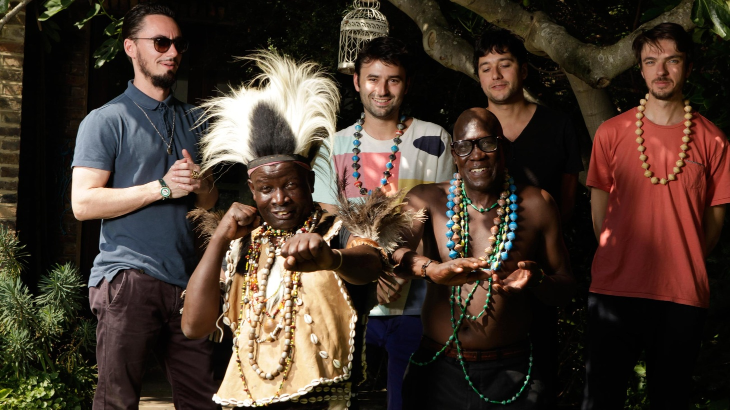Blending traditional African beats with Western production, Owiny Sigoma Band provide mind-boggling percussion.