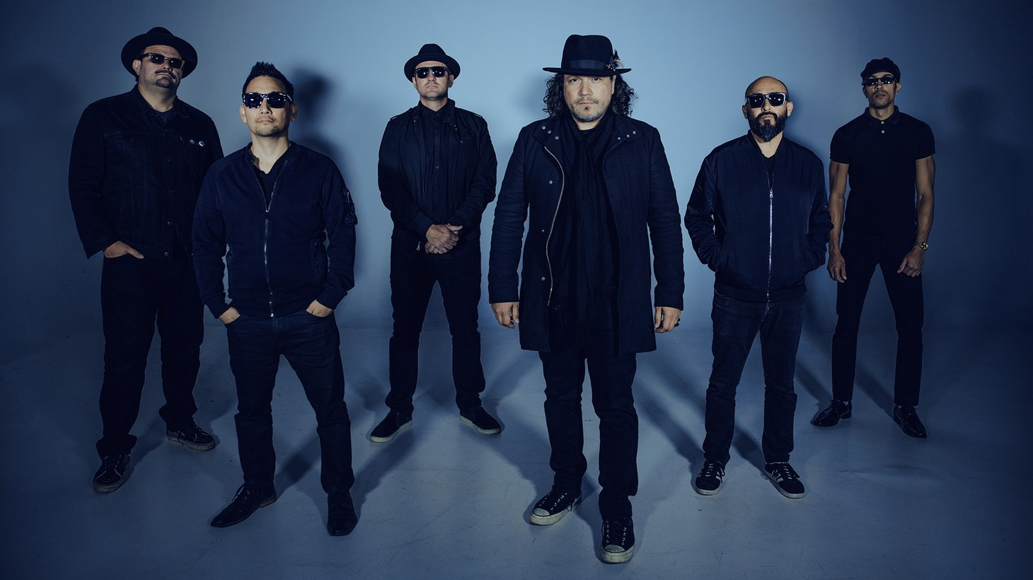 """KCRW's beloved two-time Grammy Award winners and hometown heroes Ozomatli have been busy working on a new album that drops today! Let's give """"Mi Destino,"""" featuring superb vocals by superstar Gaby Moreno and Cypress Hill's own B-Real, a spin."""