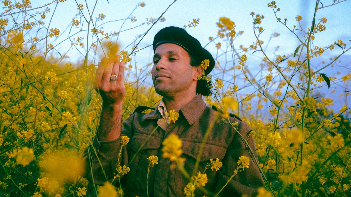 The Puerto Rican, LA-based Pachy García, or Pachyman to his fans, was weaned on local reggae heroes and classic dub. Now he creates his own style of dub influenced by Caribbean rhythms.