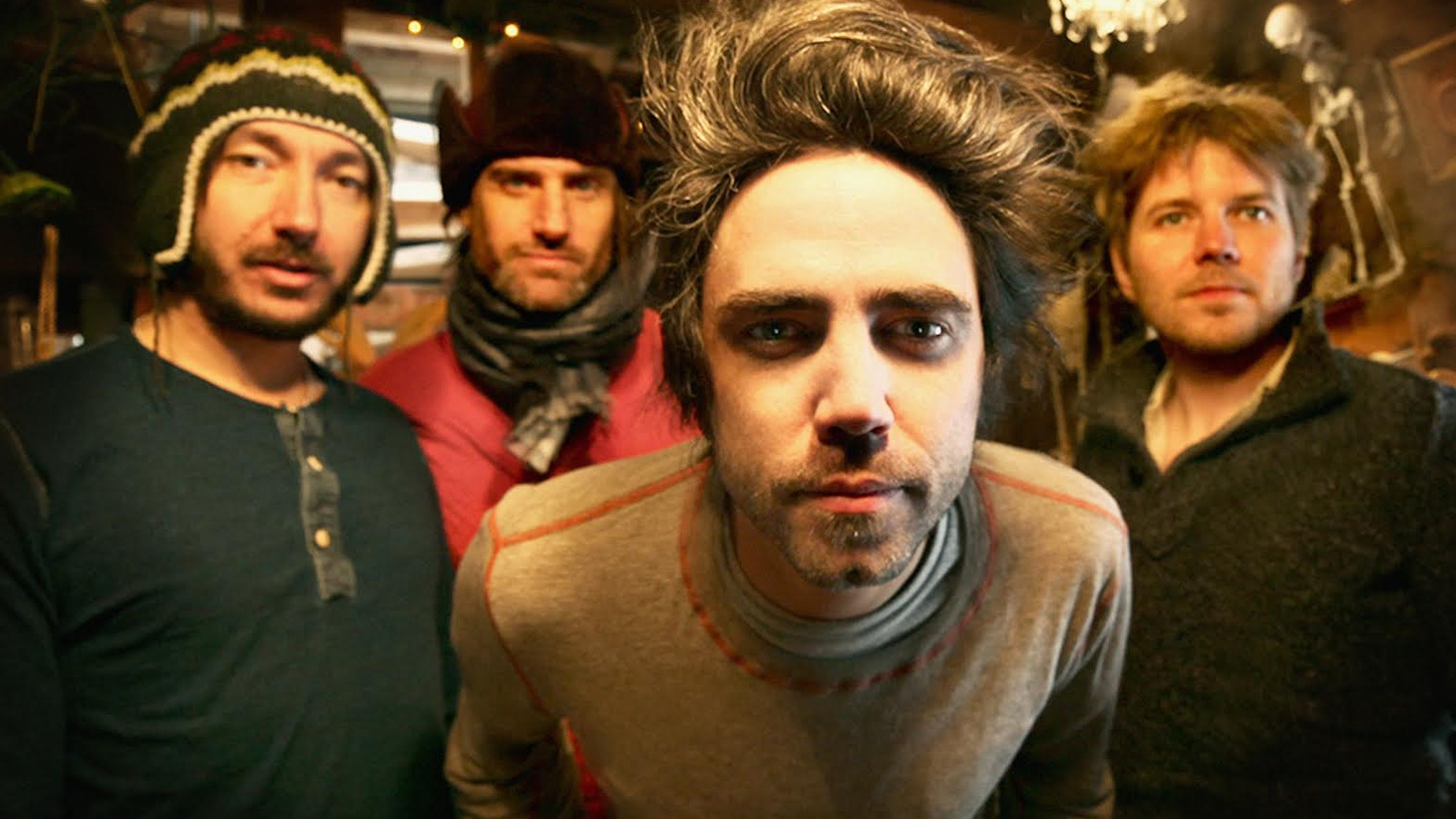 A beguiling artist and prolific film-score composer, Patrick Watson is obsessed with machines.
