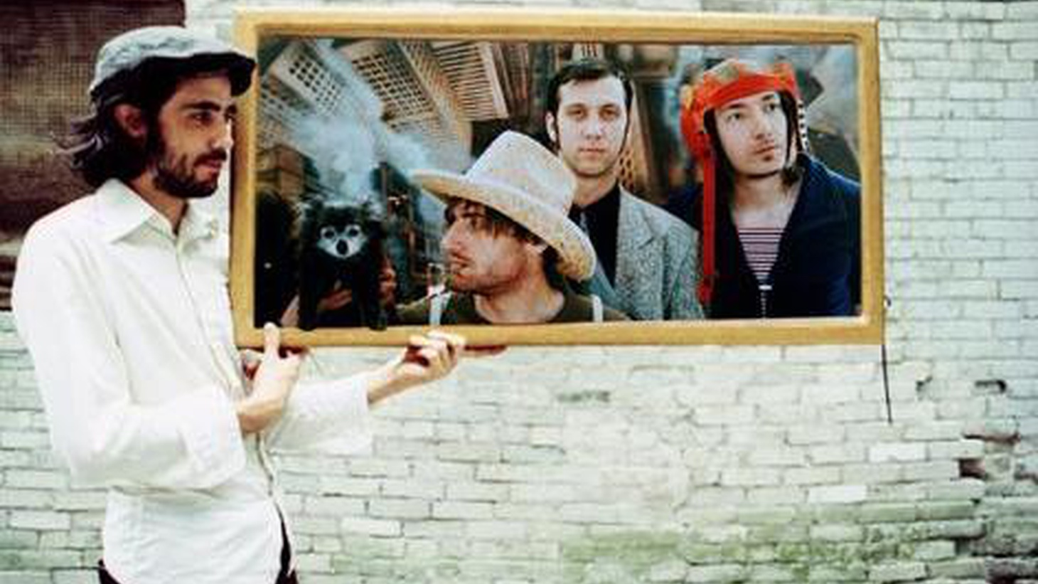 ...the title tune from his new CD.   Montreal-based artist Patrick Watson is a mad scientist of sorts, introducing unlikely instruments like plungers and old foley effects into his songs...