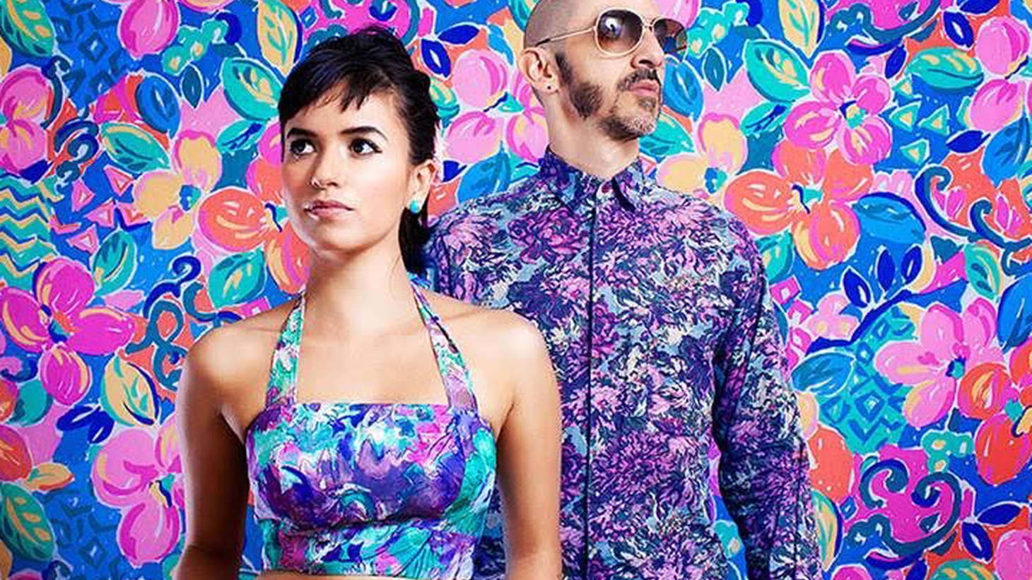 For today's LAMC preview, the dulcet tones ofColombian pop duo Pedrina y Rio lend a colorful presence when teamed with classic Latin elements.
